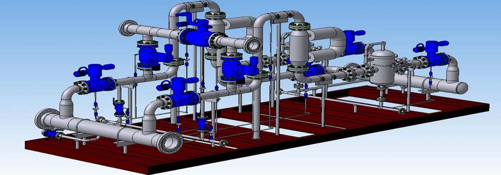 PLANTS SOLUTIONS <span>Create, modify piping and manage instrumentation diagrams. </span>